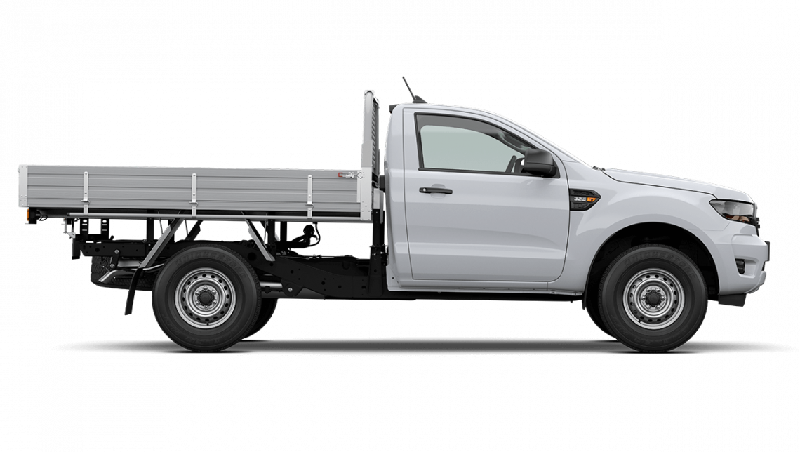 2020 MY21.25 Ford Ranger PX MkIII XL Single Cab Chassis Cab chassis Image 3