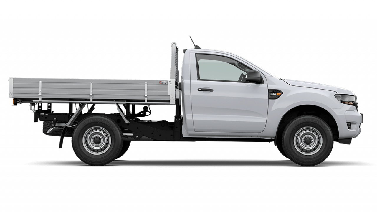 2021 MY21.25 Ford Ranger PX MkIII XL Single Cab Chassis Cab chassis Image 3