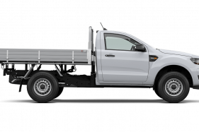 2021 MY21.25 Ford Ranger PX MkIII XL Single Cab Chassis Cab chassis