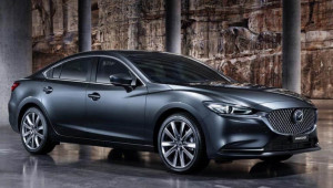 6 The 2018 Mazda 6