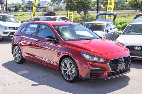 2019 MY20 Hyundai i30 PD.3 MY20 N Line Hatchback Image 5