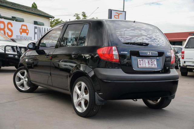 2007 Hyundai Getz TB MY07 SX Hatchback Image 4