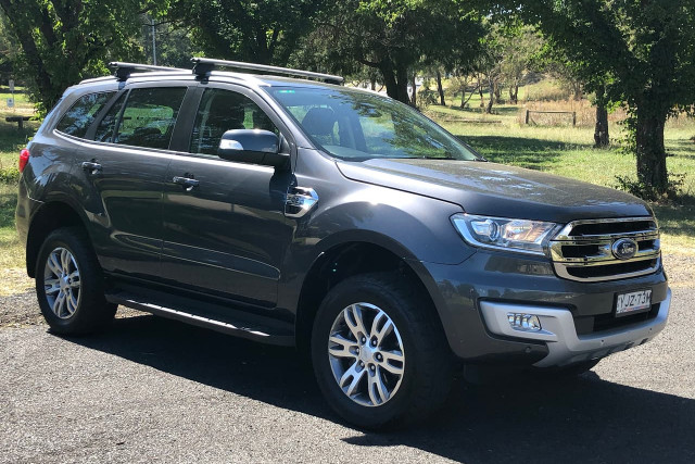 2017 Ford Everest UA Turbo Trend Suv Image 4