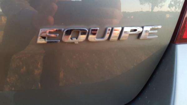 2015 MY16 Holden Cruze JH Series II Equipe Hatch