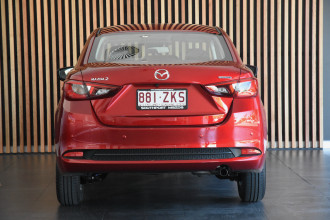 2019 MY20 Mazda 2 DJ Series G15 Pure Sedan Image 4