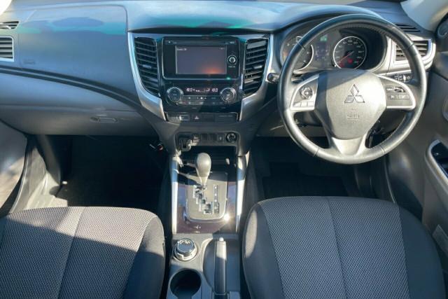 2015 Mitsubishi Triton GLS Double Cab