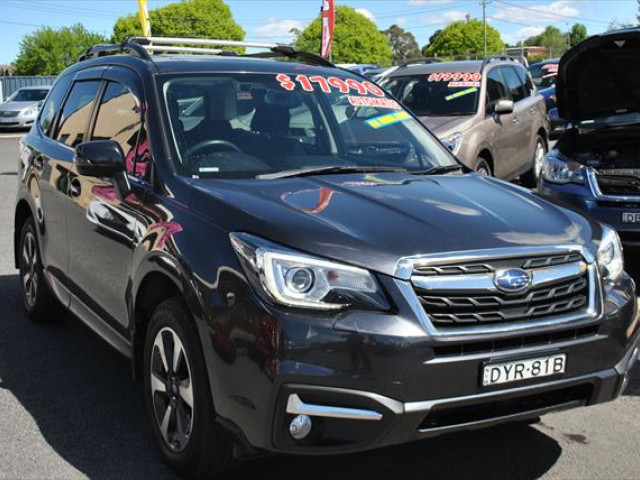 2016 Subaru Forester S4  2.5i-L Special 2.5i-L - Special Edition Wagon