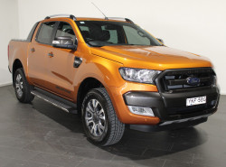 Ford Ranger Wildtrak PX MkII Turbo