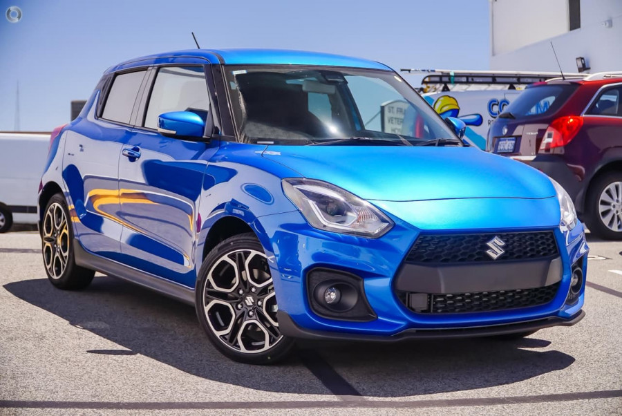 2018 MYes Suzuki Swift AZ GL Hatchback