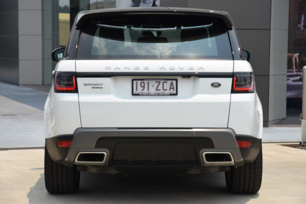 2018 MY19.5 Land Rover Range Rover Sport L494 SE Suv Image 4