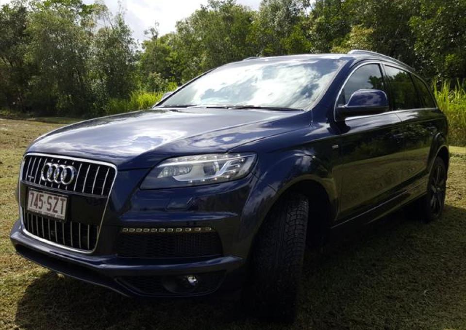 2012 MY13 Audi Q7 TDI Suv
