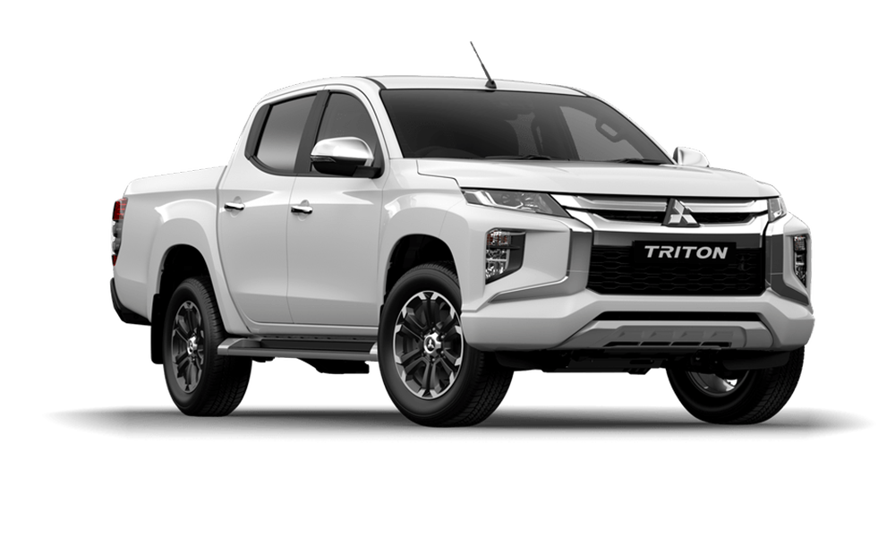 2021 MY20 Mitsubishi Triton MR GLX-R Double Cab Pick Up 4WD Utility