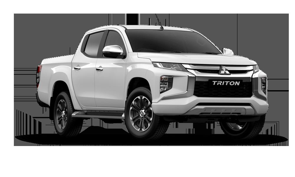 2021 MY20 Mitsubishi Triton MR GLX-R Double Cab Pick Up 4WD Utility