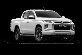 Mitsubishi Triton GLX-R Double Cab Pick Up 4WD MR