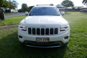 2014 Jeep Grand Cherokee WK Limited Wagon