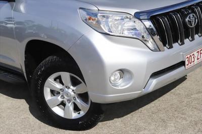 2014 Toyota Landcruiser Prado KDJ150R MY14 GXL Suv Image 2