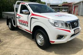 Nissan Navara RX 4X2 Single Cab Chassis D23 Series 3