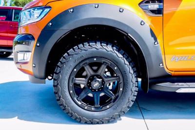 2018 Ford Ranger PX MkII Black Edition Ute