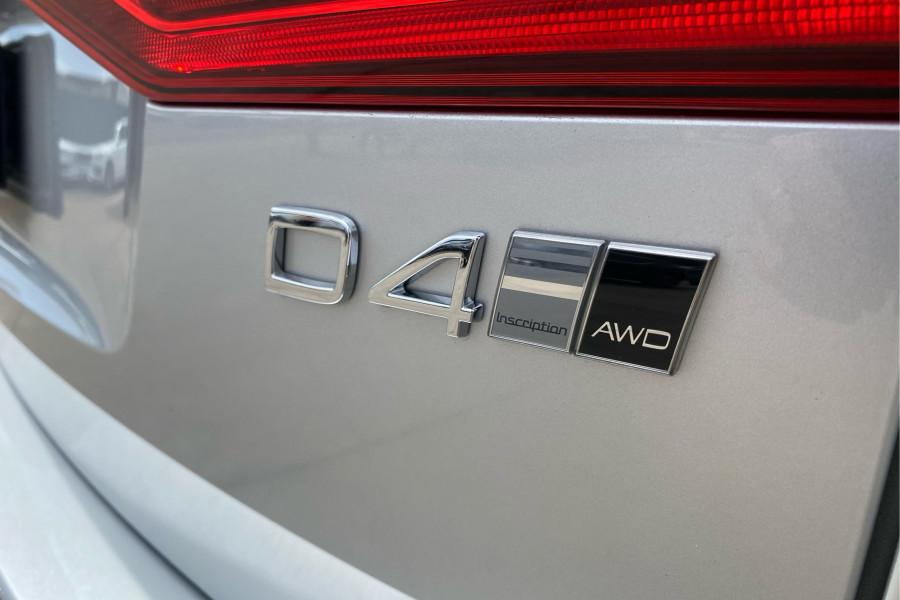 2020 Volvo XC60 UZ D4 Inscription Suv Mobile Image 9