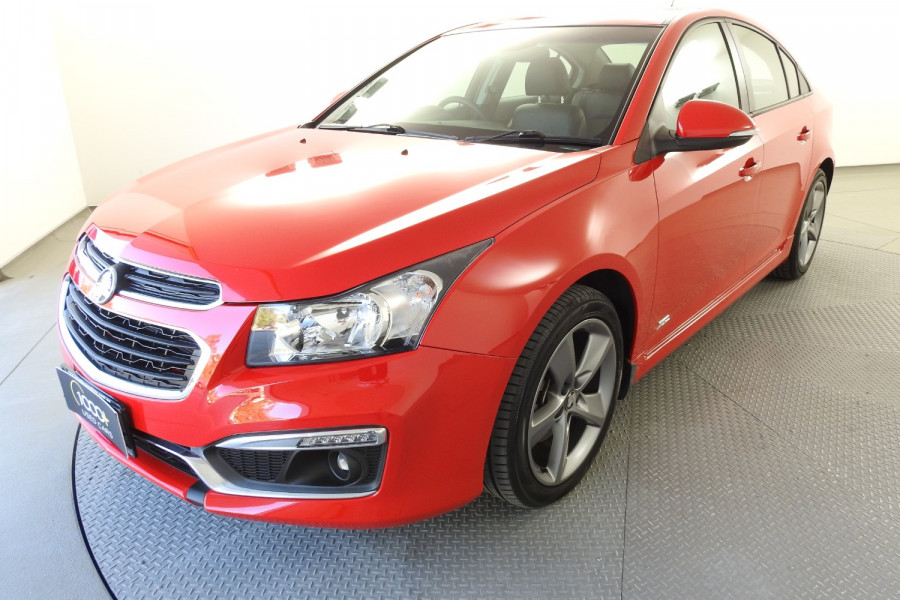 2016 Holden Cruze Vehicle Description. JH  II MY16 SRI Z-SERI HBK SA 6SP 1.6T Hatchback