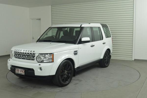 Land Rover Discovery 4 SDV6 Vehicle Description.  4 MY11 SDV6 HSE WAG CMND 6sp 3.0DTT