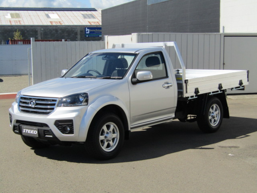 2021 Great Wall Steed Cab Chassis 4x2 Diesel Utility