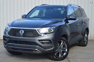 SsangYong Rexton Ultimate Y400