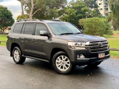 2021 Toyota Landcruiser VDJ200R VX Suv