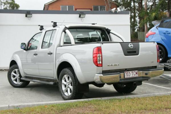 2012 Nissan Navara D40 S6 MY12 ST Utility Image 3