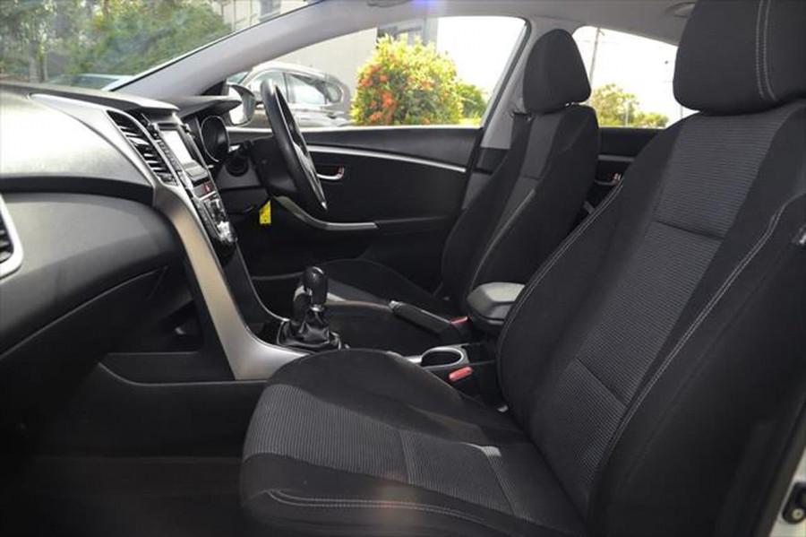 2015 Hyundai I30 GD3 Series II MY16 Active Hatchback Image 8