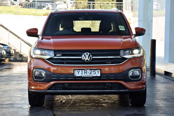 2020 MY21 Volkswagen T-Cross C1 85TSI Style Wagon Image 4