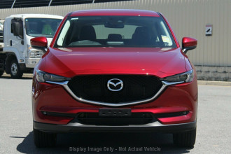2021 Mazda CX-5 KF Series Touring Suv Image 4