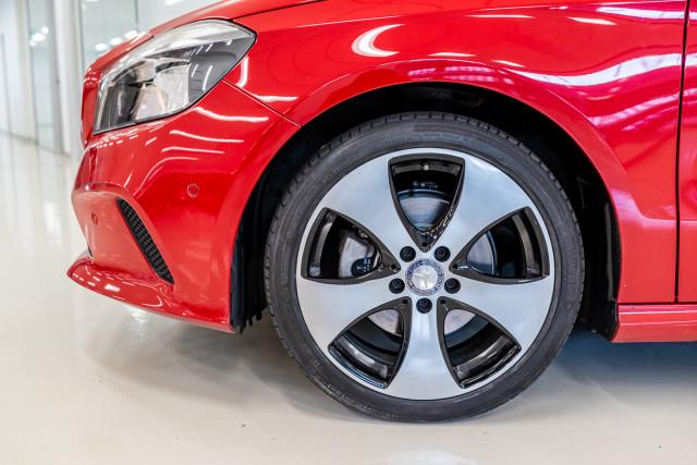 2017 MY08 Mercedes-Benz A-class W176  A200 d Hatchback Image 42