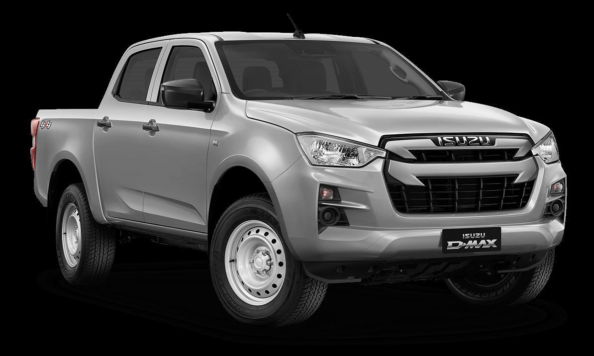 2020 MY21 Isuzu UTE D-MAX RG SX 4x4 Crew Cab Ute Ute