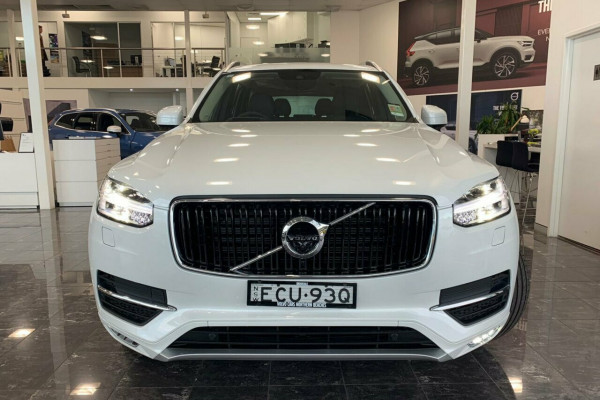 2018 MY19 Volvo XC90 L Series T6 Geartronic AWD Momentum Suv Image 3