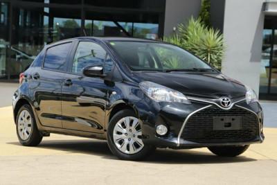 2015 Toyota Yaris NCP131R SX Hatchback