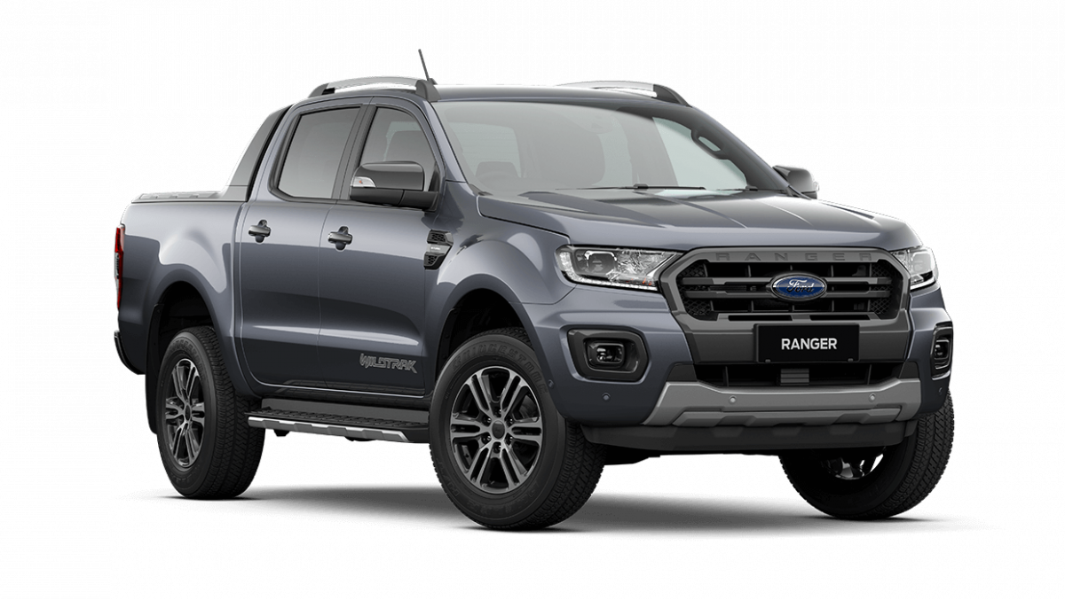 2020 MY21.25 Ford Ranger PX MkIII Wildtrak Utility - dual cab image 1
