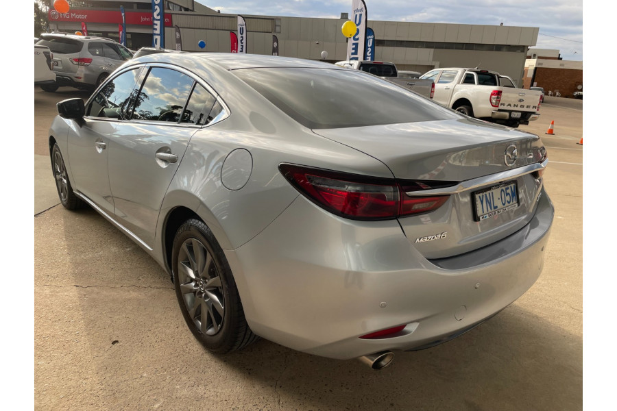 2018 MY19 Mazda 6 GL Series Touring Sedan Sedan