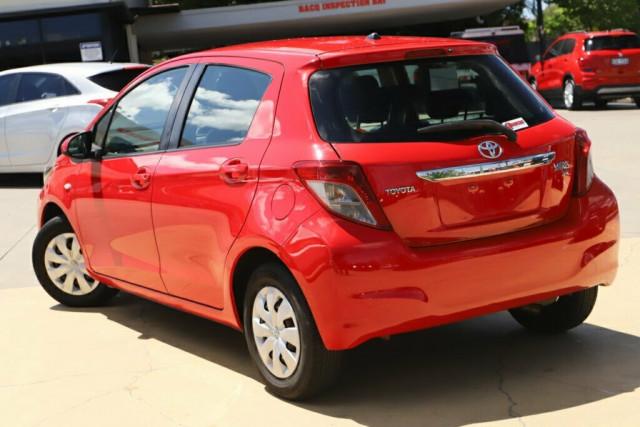 2012 Toyota Yaris YR