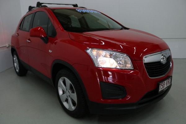 2015 Holden Trax TJ MY15 ACTIVE Suv Image 2