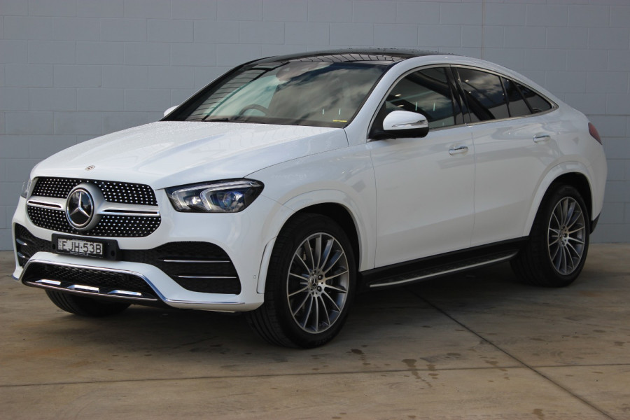 2020 MY01 Mercedes-Benz Mb Mclass C167  GLE450 Coupe
