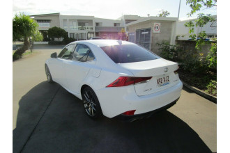 2017 Lexus IS GSE31R IS350 F Sport Sedan Image 5