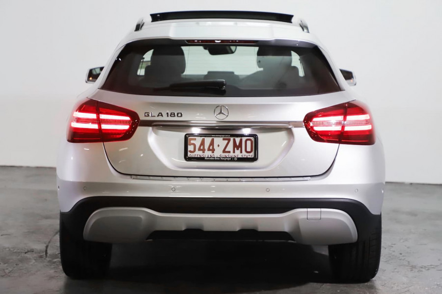 2019 Mercedes-Benz Gla-class GLA180