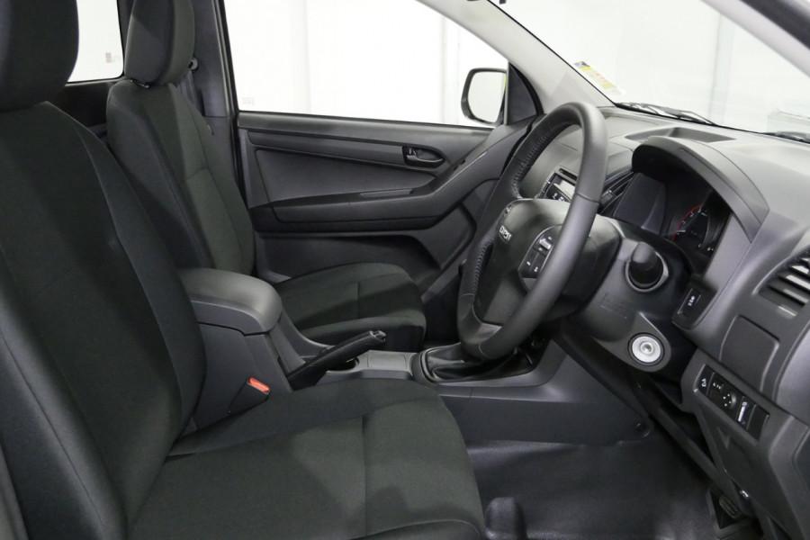 2020 MY19 Isuzu UTE D-MAX SX Single Cab Chassis Low-Ride 4x2  Single cab