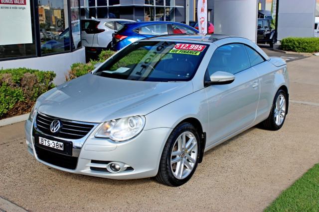 2010 MY11 Volkswagen Eos 1F  103TDI Convertible