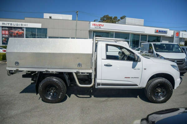 2014 Holden Colorado RG MY14 DX Cab chassis Image 5