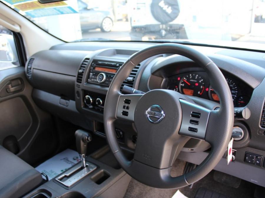 2014 Nissan Navara D40 S9 Silverline Silverline - SE Utility - dual cab