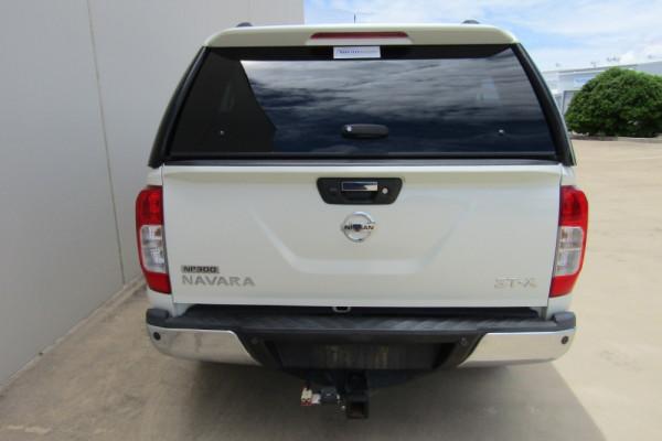 2015 Nissan Navara D23 ST-X Utility Image 4