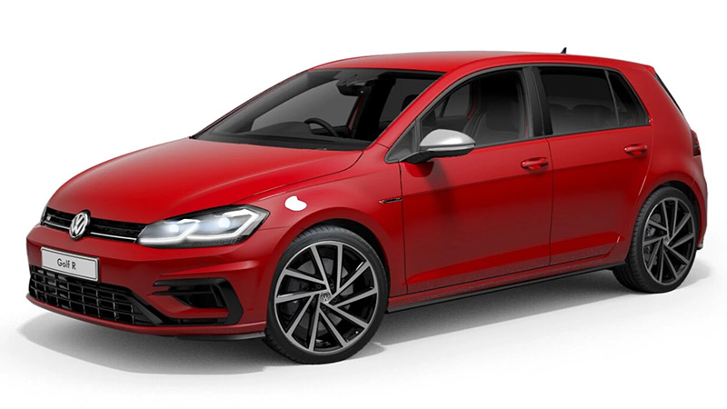 2020 Volkswagen Golf 7.5 R Hatchback