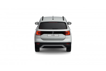 2021 Volkswagen T-Cross C1 85TSI CityLife (Bamboo Garden) Wagon Image 4